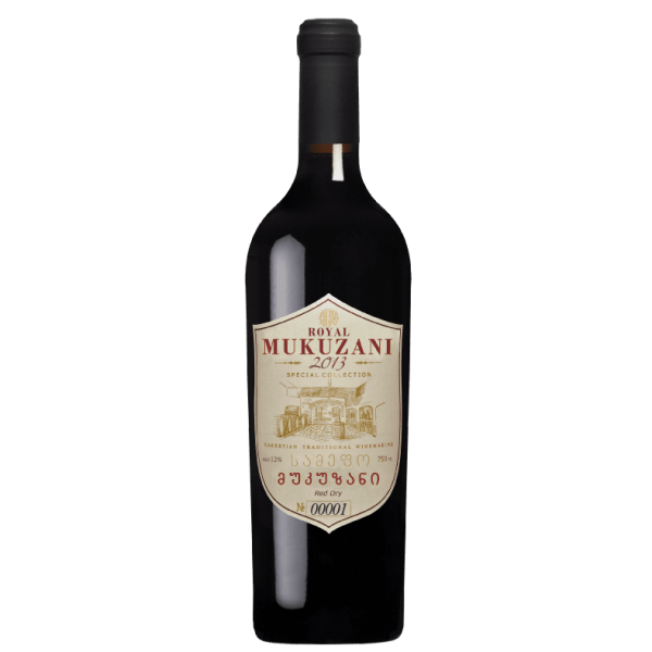 Mukuzani Special Collection Rotwein Trocken 2018, KTW